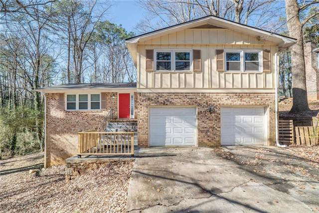 811 Corundum Court, Stone Mountain, GA 30083 (MLS #6662185) :: The Butler/Swayne Team