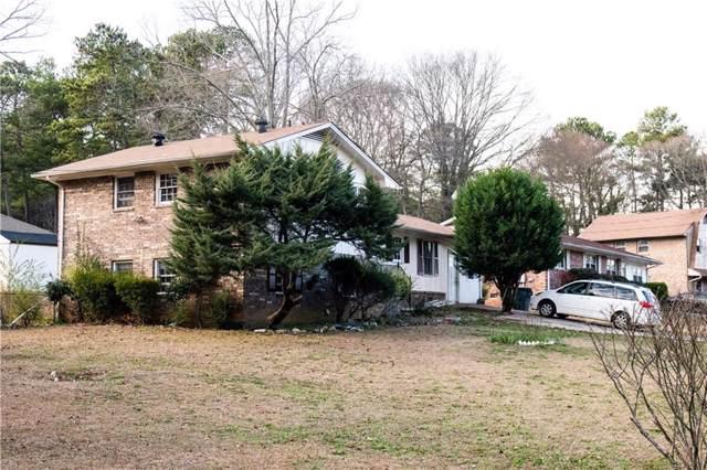 6433 Valley Brook Drive, Riverdale, GA 30274 (MLS #6662199) :: The Butler/Swayne Team