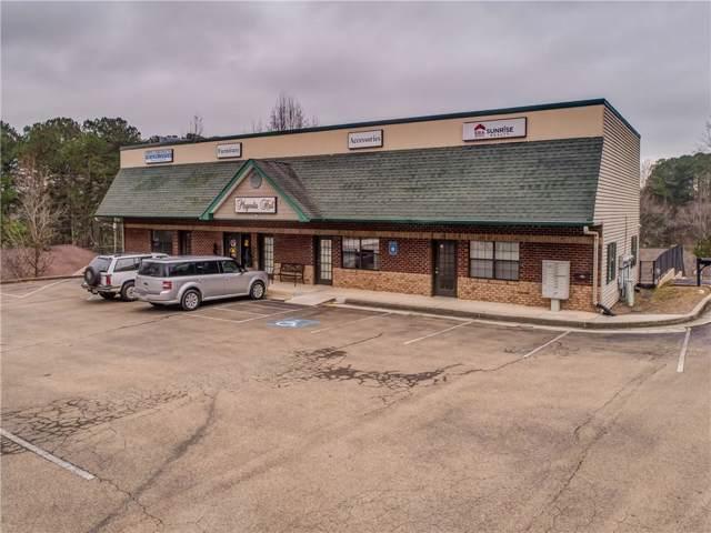 49 Bryant Street D, Jasper, GA 30143 (MLS #6662217) :: Kennesaw Life Real Estate