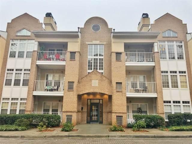 220 Renaissance Parkway #1111, Atlanta, GA 30308 (MLS #6662229) :: RE/MAX Prestige