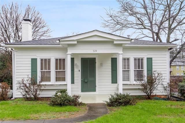 324 Kennesaw Avenue NW, Marietta, GA 30060 (MLS #6662256) :: RE/MAX Prestige
