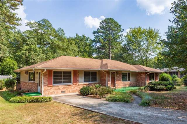 1837 Briarlake Circle, Decatur, GA 30033 (MLS #6662289) :: North Atlanta Home Team
