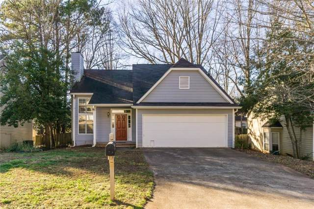 4209 Abington Walk NW, Kennesaw, GA 30144 (MLS #6662353) :: North Atlanta Home Team