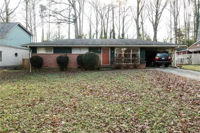 2660 Winding Lane NE, Brookhaven, GA 30319 (MLS #6662373) :: RE/MAX Paramount Properties