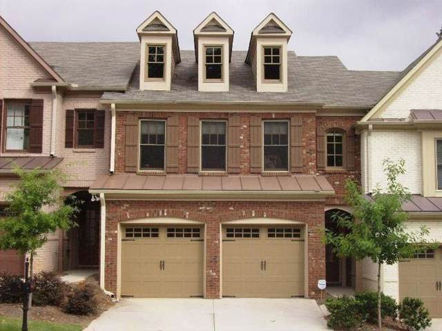 1702 Caswell Parkway #18, Marietta, GA 30060 (MLS #6662423) :: North Atlanta Home Team
