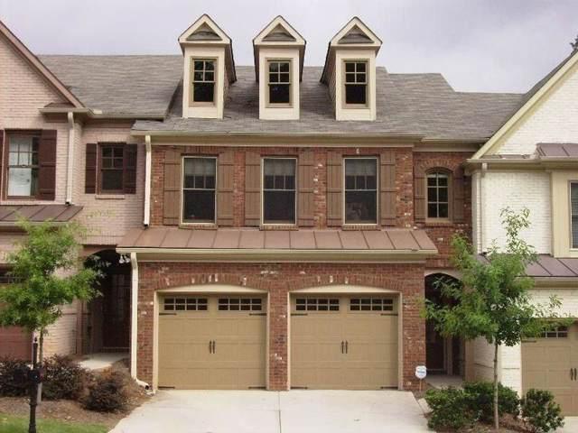 1702 Caswell Parkway #18, Marietta, GA 30060 (MLS #6662423) :: North Atlanta Home Team