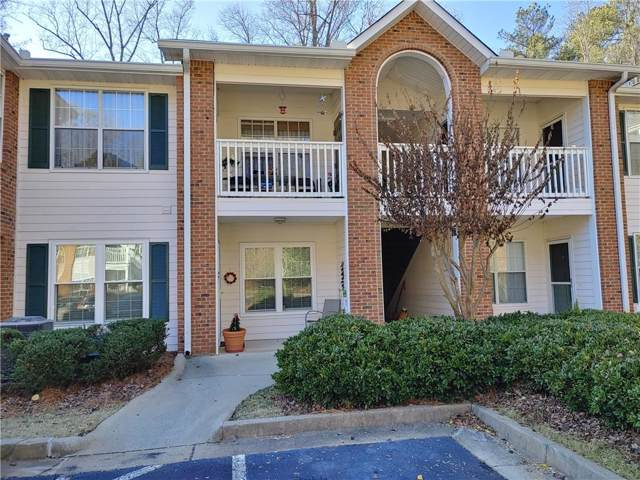 417 St Streamside Drive #417, Roswell, GA 30076 (MLS #6662455) :: Kennesaw Life Real Estate