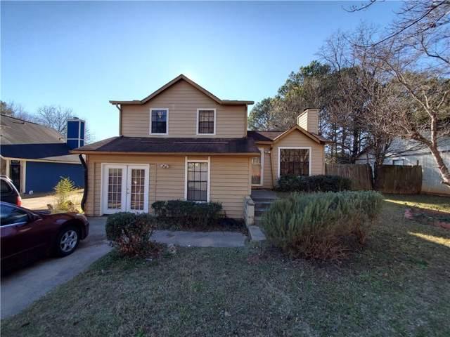 787 Durham Trail, Stone Mountain, GA 30083 (MLS #6662479) :: North Atlanta Home Team