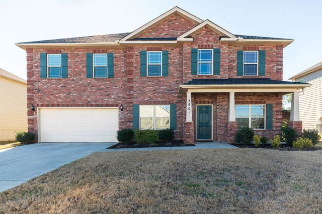 3505 Henley Street, Rex, GA 30273 (MLS #6662555) :: North Atlanta Home Team