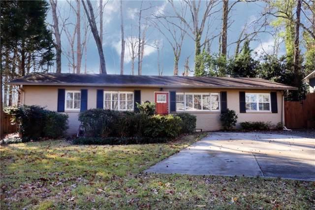 2777 Pangborn Road, Decatur, GA 30033 (MLS #6662618) :: The Butler/Swayne Team