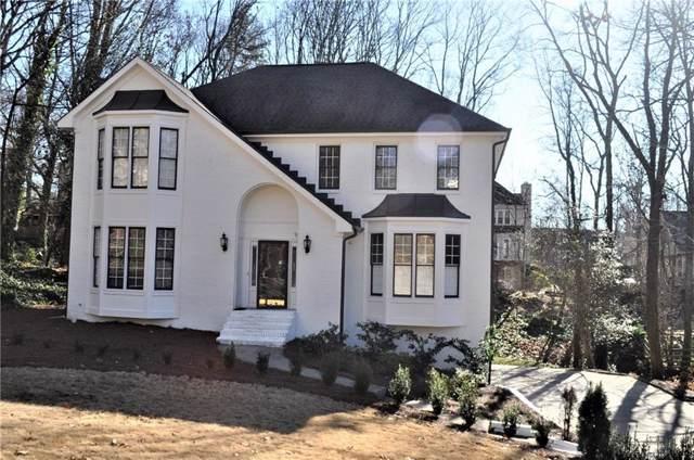 4516 Ashmore Circle NE, Marietta, GA 30066 (MLS #6662647) :: John Foster - Your Community Realtor
