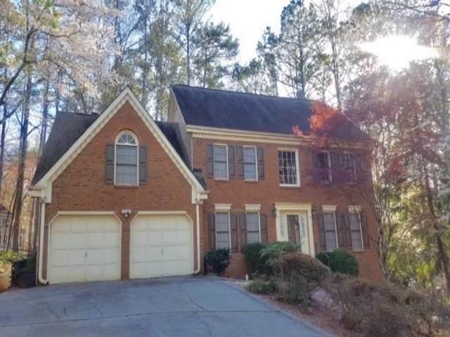 4437 Windsor Oaks Circle, Marietta, GA 30066 (MLS #6662654) :: John Foster - Your Community Realtor