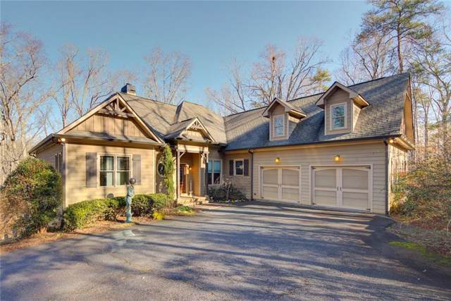 89 Station Trail, Dawsonville, GA 30534 (MLS #6662688) :: The Heyl Group at Keller Williams