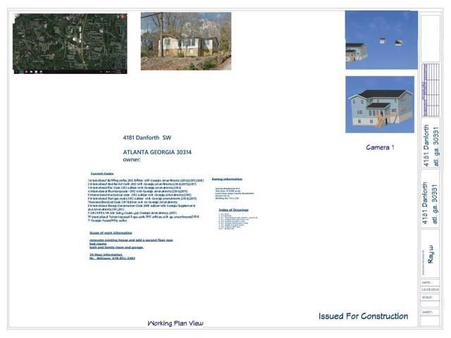 4181 Danforth Road SW, Atlanta, GA 30331 (MLS #6662691) :: KELLY+CO