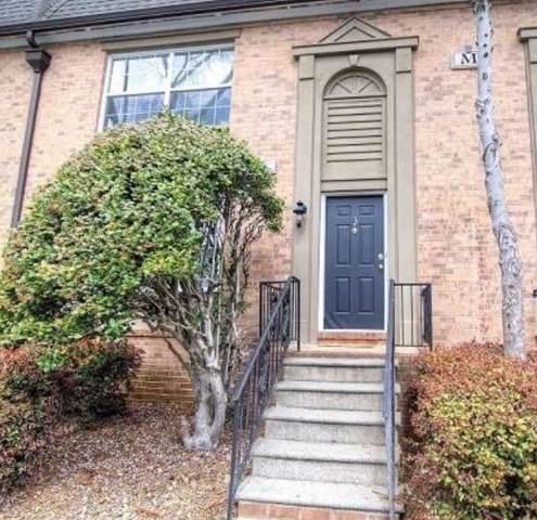 6980 Roswell Road M3, Atlanta, GA 30328 (MLS #6662704) :: North Atlanta Home Team