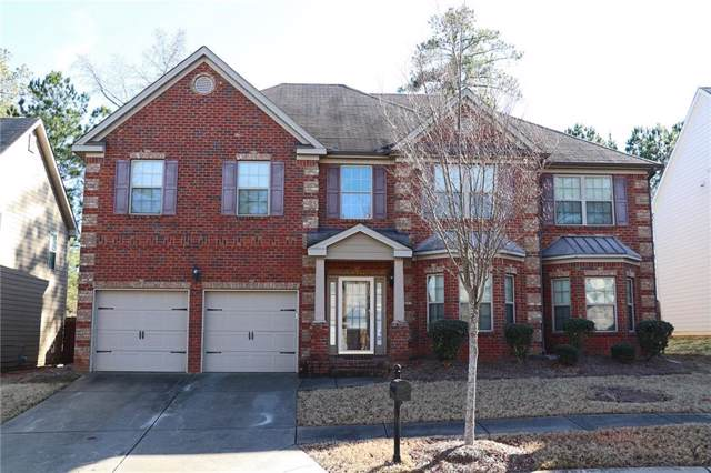 8000 Snapwell Drive, Fairburn, GA 30213 (MLS #6662757) :: North Atlanta Home Team
