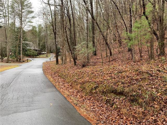 00 Etowah Drive, Dahlonega, GA 30533 (MLS #6662766) :: Good Living Real Estate