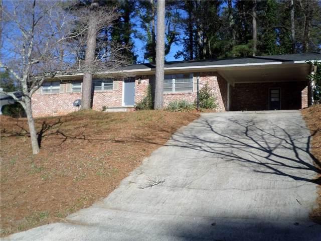 1268 Cornwall Road, Decatur, GA 30032 (MLS #6662808) :: North Atlanta Home Team