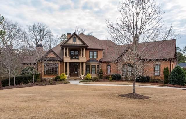 395 Carl Sanders Drive, Acworth, GA 30101 (MLS #6662820) :: North Atlanta Home Team