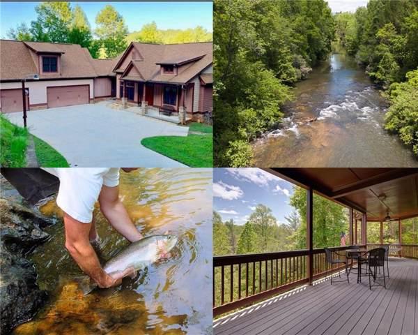 53 River Trail, Dahlonega, GA 30533 (MLS #6662831) :: North Atlanta Home Team