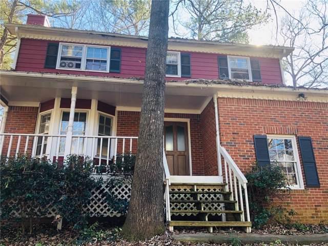 1507 Hillside Drive SE, Conyers, GA 30094 (MLS #6662896) :: RE/MAX Paramount Properties