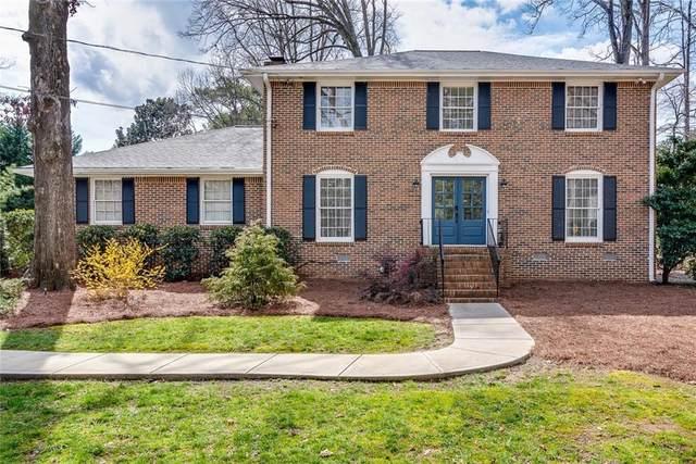 4607 Dunwoody Club Drive, Atlanta, GA 30350 (MLS #6662943) :: MyKB Partners, A Real Estate Knowledge Base