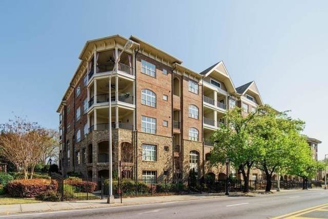 625 Piedmont Avenue NE #1004, Atlanta, GA 30308 (MLS #6662966) :: North Atlanta Home Team