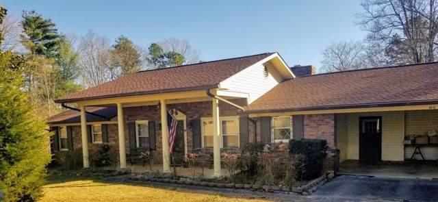4918 Old Cornelia Highway, Lula, GA 30554 (MLS #6663006) :: North Atlanta Home Team