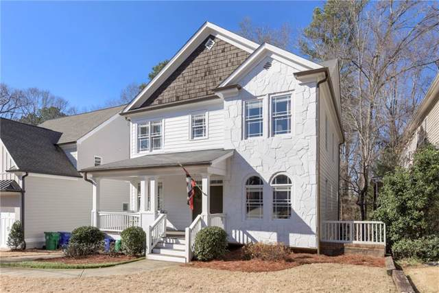 1048 Devine Circle NE, Brookhaven, GA 30319 (MLS #6663042) :: North Atlanta Home Team