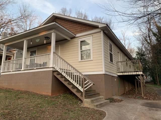 1456 Belmont Avenue SW, Atlanta, GA 30310 (MLS #6663061) :: Kennesaw Life Real Estate