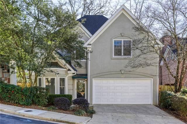 1323 Wildcliff Parkway NE, Atlanta, GA 30329 (MLS #6663085) :: North Atlanta Home Team
