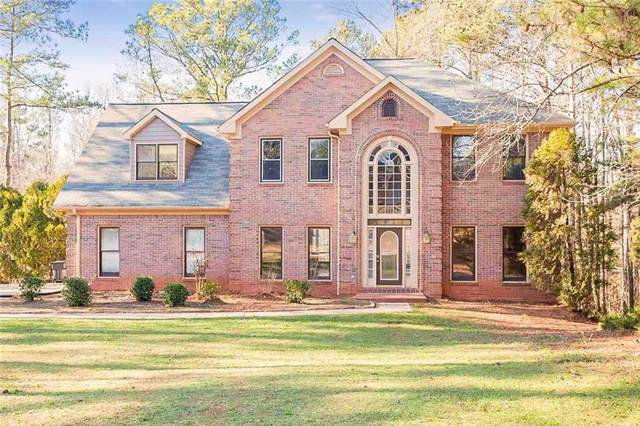 1827 Colonial South Drive SW, Conyers, GA 30094 (MLS #6663150) :: North Atlanta Home Team