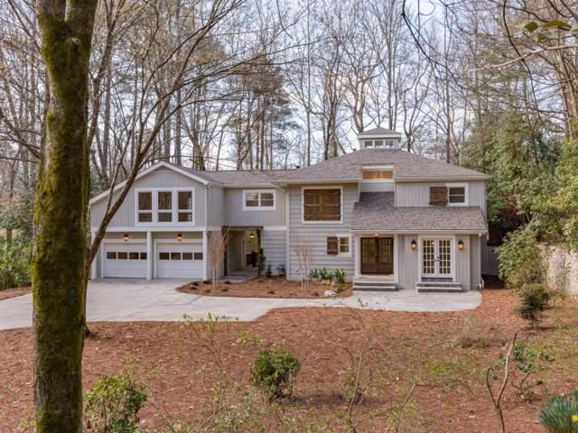 4562 Rebel Valley View, Atlanta, GA 30339 (MLS #6663154) :: The Hinsons - Mike Hinson & Harriet Hinson