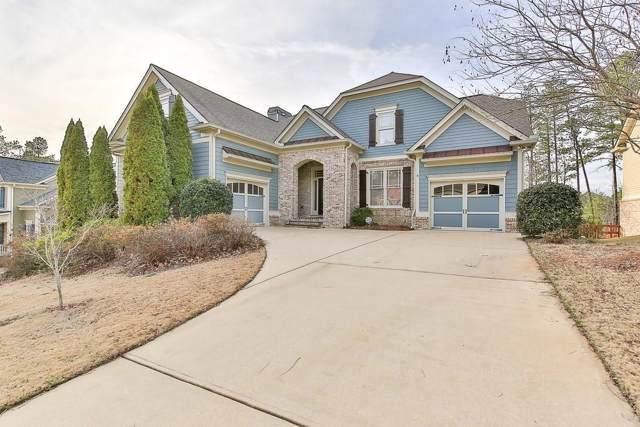 51 Highcrest Drive, Acworth, GA 30101 (MLS #6663215) :: North Atlanta Home Team