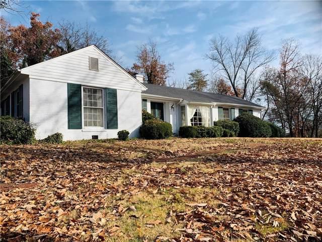 66 Ridgewood Drive, Rockmart, GA 30153 (MLS #6663233) :: RE/MAX Paramount Properties