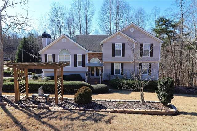 710 Philadelphia Drive, Jasper, GA 30143 (MLS #6663304) :: Path & Post Real Estate