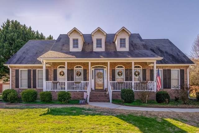 109 Ashley Drive, Mcdonough, GA 30252 (MLS #6663350) :: Rock River Realty