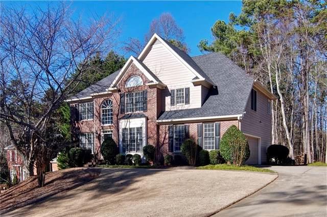3218 Christiana Circle NW, Kennesaw, GA 30152 (MLS #6663363) :: The Butler/Swayne Team