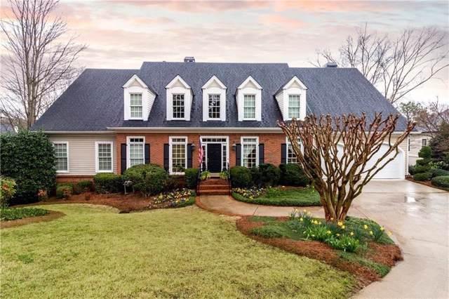 5785 De Claire Court, Sandy Springs, GA 30328 (MLS #6663364) :: North Atlanta Home Team