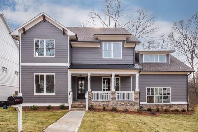 427 Nesbit Street, Norcross, GA 30071 (MLS #6663368) :: North Atlanta Home Team
