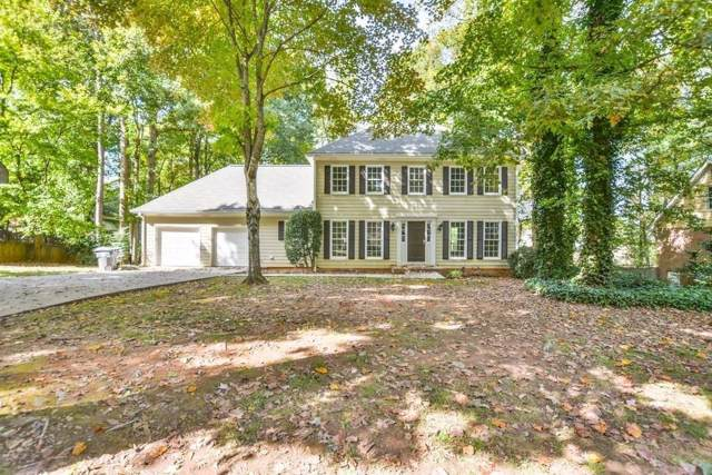 1627 Isham Drive, Lawrenceville, GA 30046 (MLS #6663548) :: North Atlanta Home Team