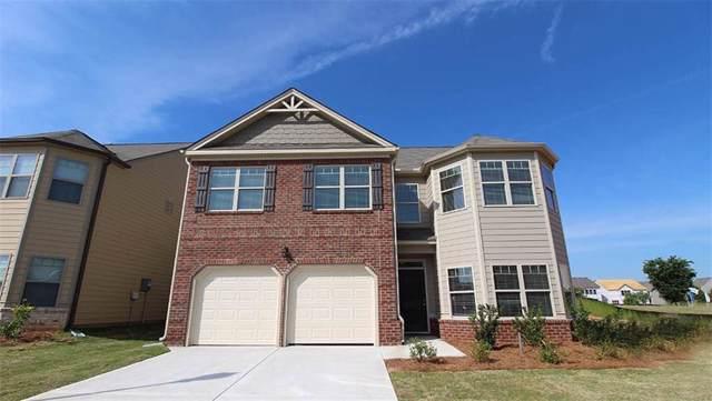 465 Emporia Loop, Mcdonough, GA 30253 (MLS #6663622) :: North Atlanta Home Team