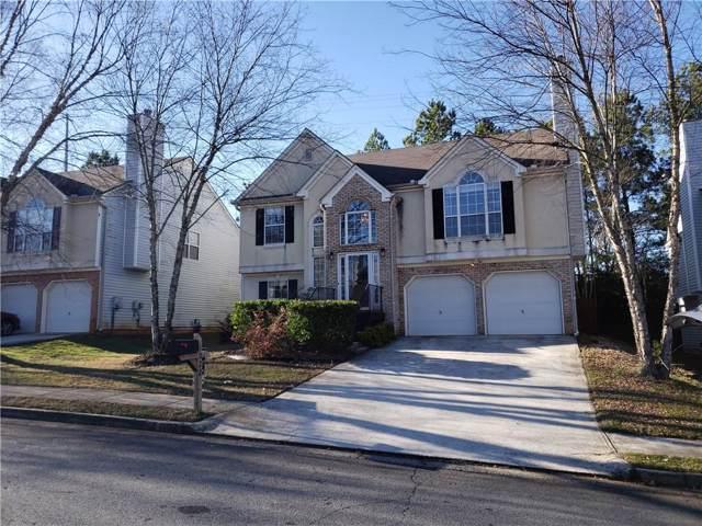 1022 Crest Ridge Place SW, Marietta, GA 30060 (MLS #6663655) :: North Atlanta Home Team