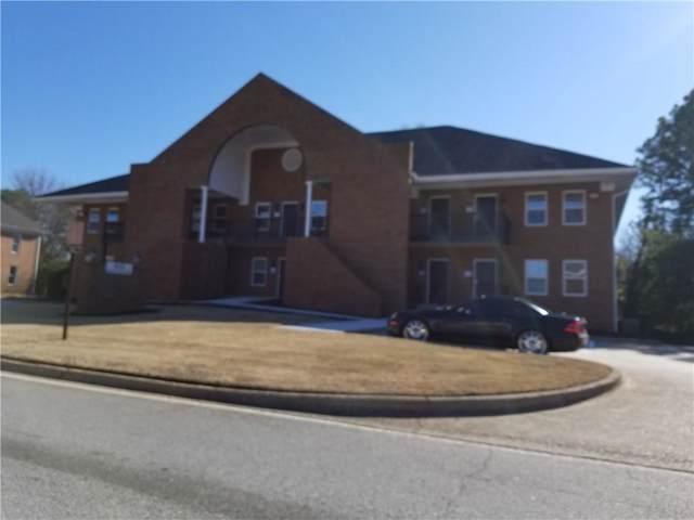 615 Colonial Park Drive Suite 103, Roswell, GA 30075 (MLS #6663658) :: North Atlanta Home Team