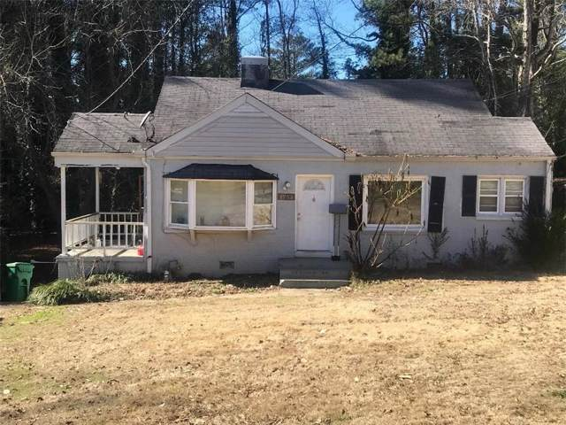 1753 Parkhill Drive, Decatur, GA 30032 (MLS #6663662) :: The Zac Team @ RE/MAX Metro Atlanta