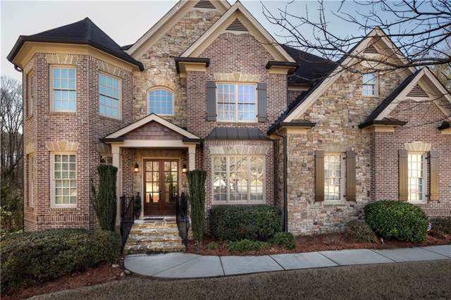3772 Sweat Creek Run, Marietta, GA 30062 (MLS #6663680) :: John Foster - Your Community Realtor