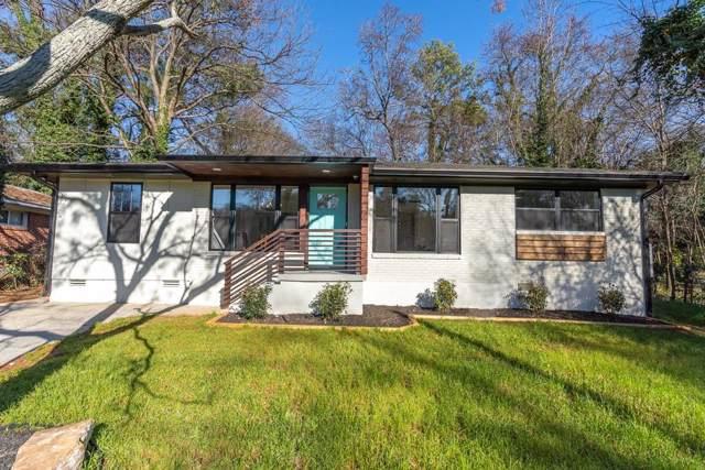 1924 Evans Drive SW, Atlanta, GA 30310 (MLS #6663700) :: Kennesaw Life Real Estate