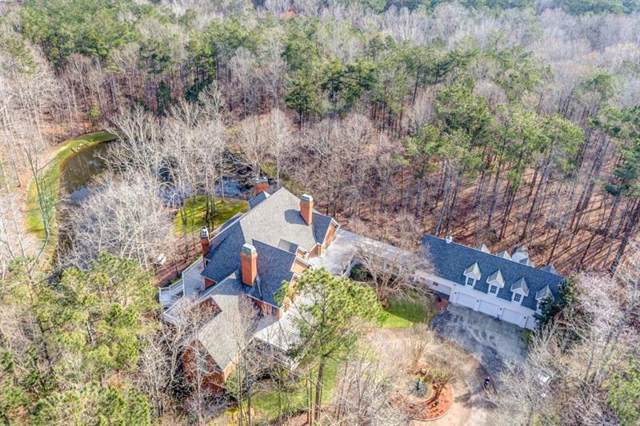 1836 County Line Road NW, Acworth, GA 30101 (MLS #6663713) :: North Atlanta Home Team