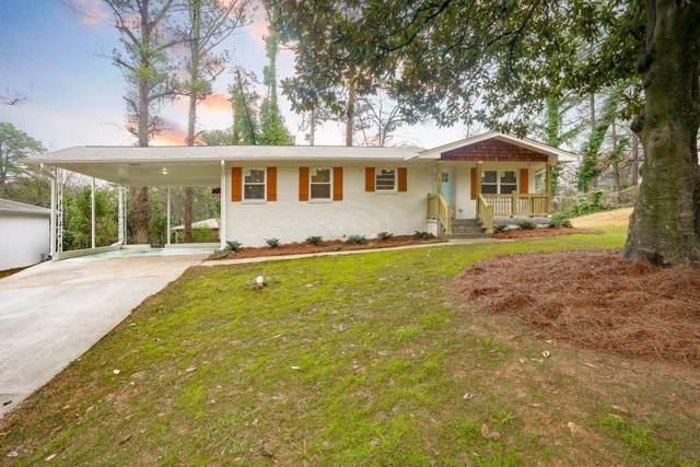 1808 Pinedale Drive NW, Atlanta, GA 30314 (MLS #6663788) :: North Atlanta Home Team