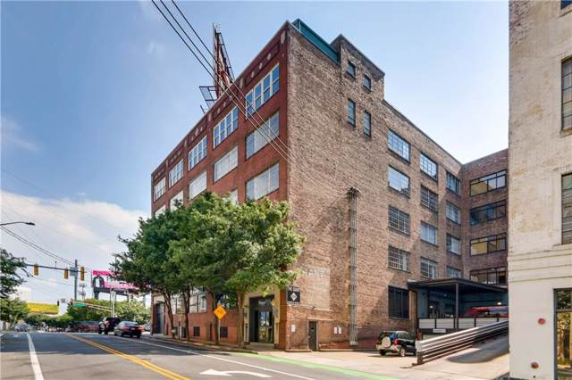 426 Marietta Street NW #412, Atlanta, GA 30313 (MLS #6663807) :: The Zac Team @ RE/MAX Metro Atlanta